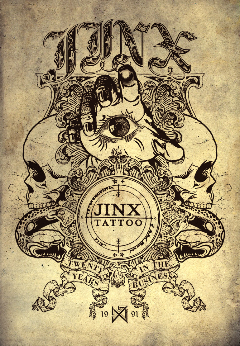 Jinx-Old-Paper-Poster